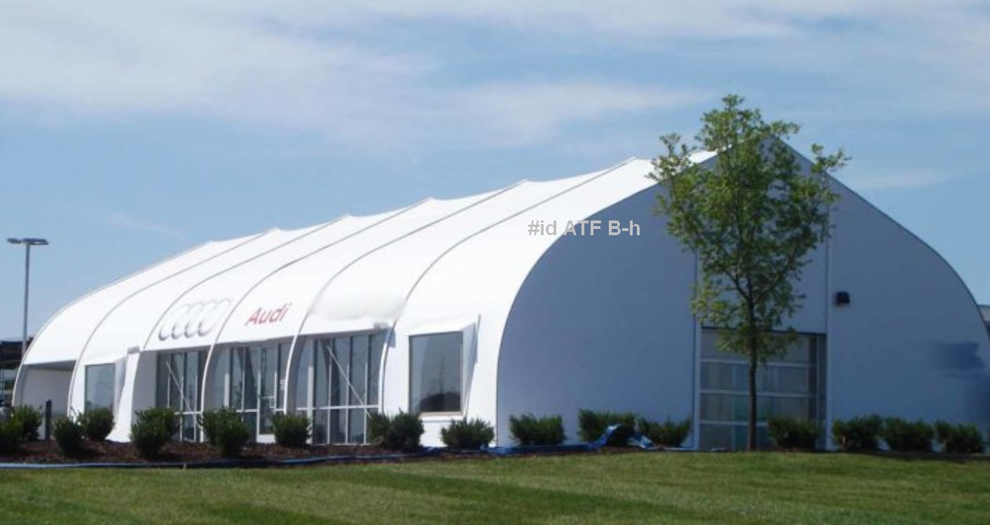 large tent structures